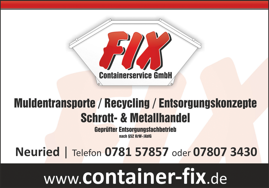 FIX CONTAINERSERVICE gmbH