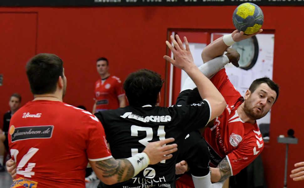 HTV 1 mit Derbyniederlage gegen Altenheim.