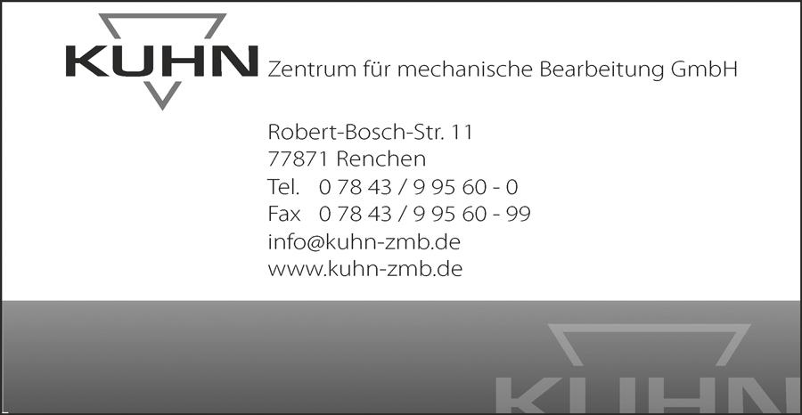 KUHN Zentrum für mechanische Bearbeitung GmbH