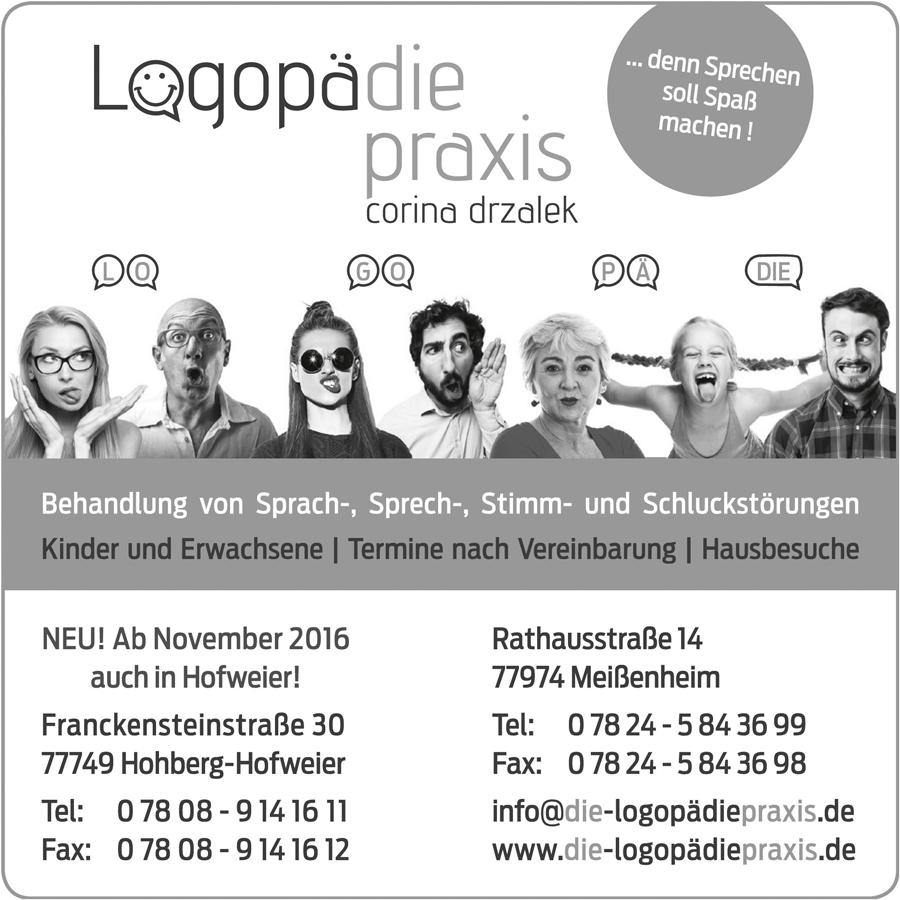 Logopädiepraxis Corina Drzalek