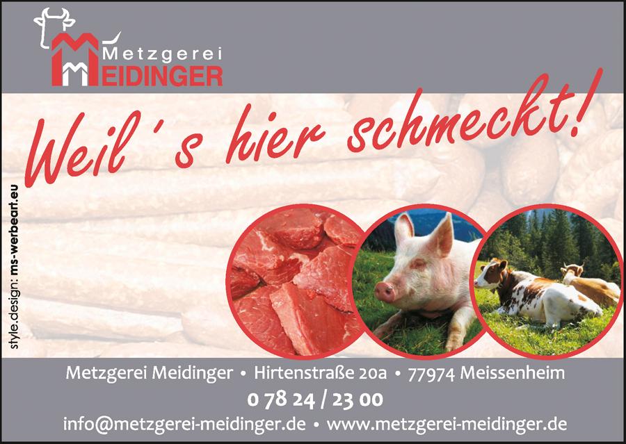 Metgerei Meidinger