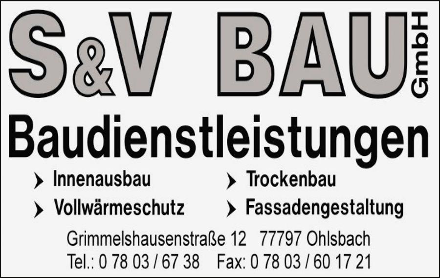 S&V Bau Ohlsbach