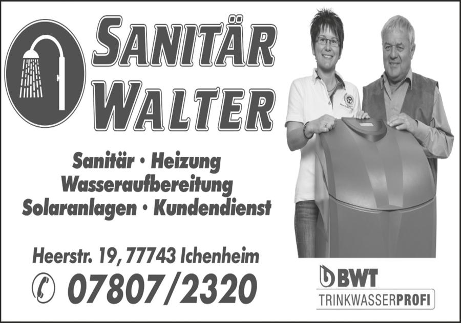 Sanitär Walter Ichenheim