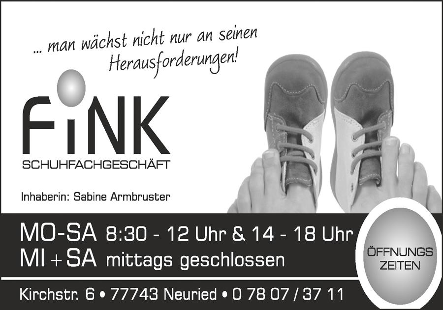 Schuhfachgeschäft Fink