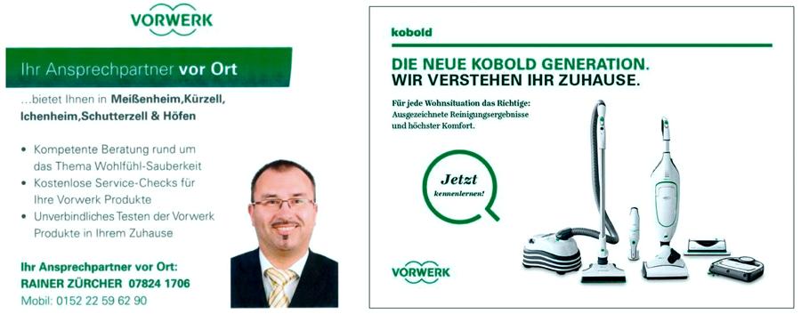 Vorwerk Rainer Zürcher