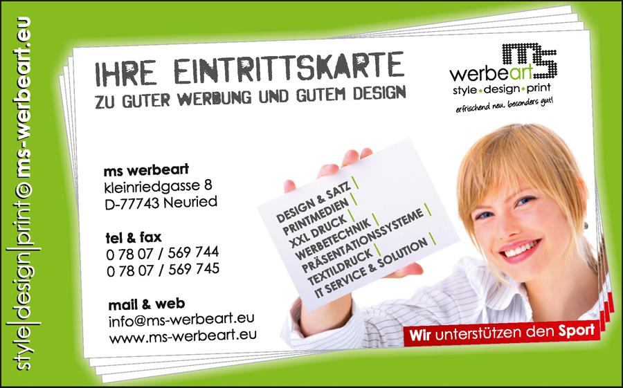 ms werbeart