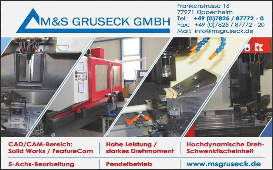 M&S Gruseck GmbH