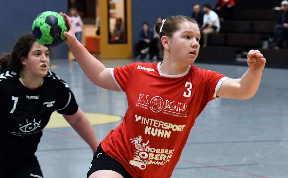 Auswärtsspiel der HSG gegen die SG Ohlsbach/Elgersweier