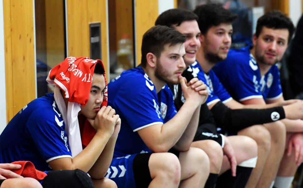 Keine Handball-Delikatesse