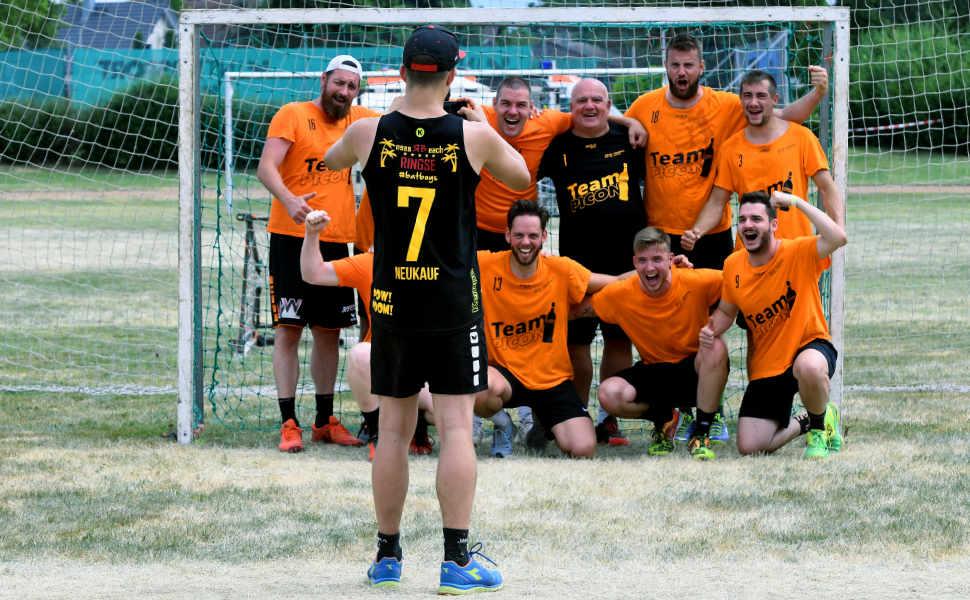 Partybilder –  35. Rasenhandballturnier Meißenheim