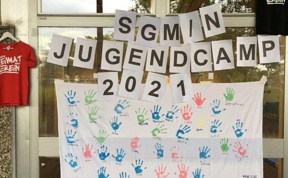 1. SG-Jugendcamp – ein voller Erfolg!